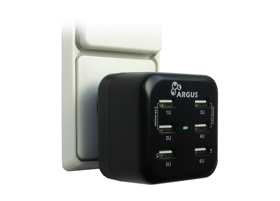 LS-6US USB-Charger