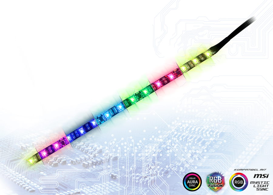 LED Strip Argus Aura, RGB