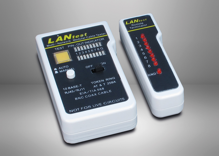 LANtest Kabeltester