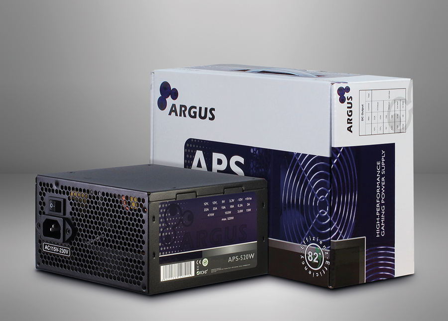 Argus APS-520W - Inter-Tech GmbH