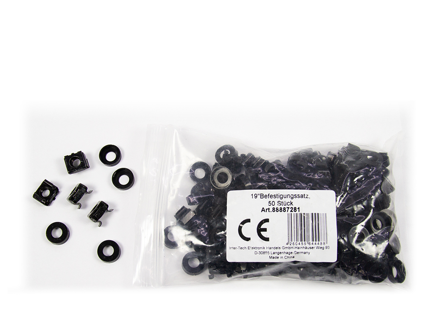 Mounting kit, 50pcs