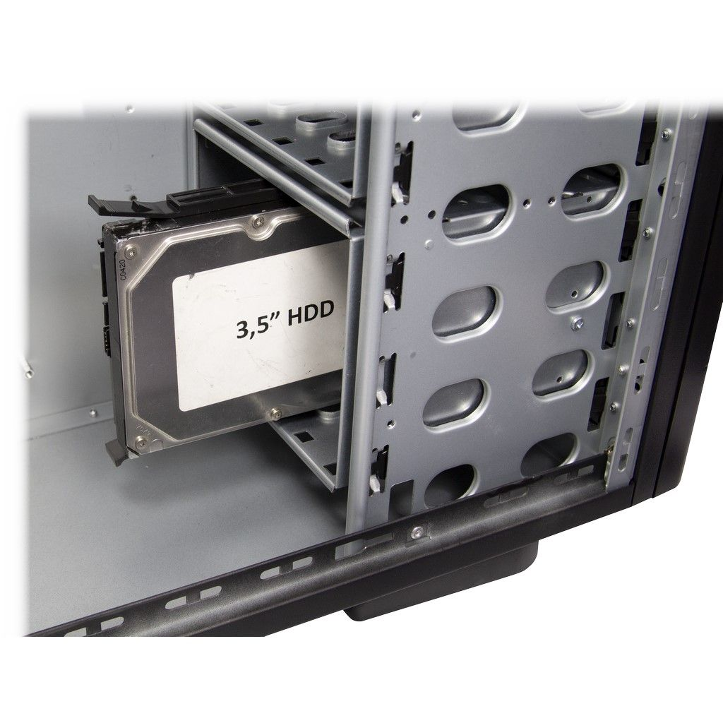 fh-9009 detail hdd mount